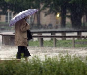 IMGW ostrzega przed burzami z gradem w Lubuskiem!