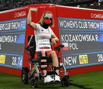 Kozakowska ze srebrem! Przez chwilę cieszyła się z rekordu świata