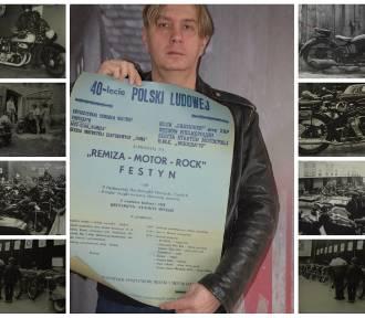 """Unikatowe zdjęcia z wystawy pt. """"100-lecie narodzin motocykla"""""""