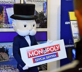 Gdynia na planszy popularnej gry Monopoly!  ZDJĘCIA