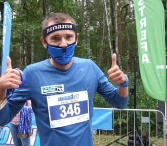 Biegacze w Chechło Run 2020 ZDJĘCIA
