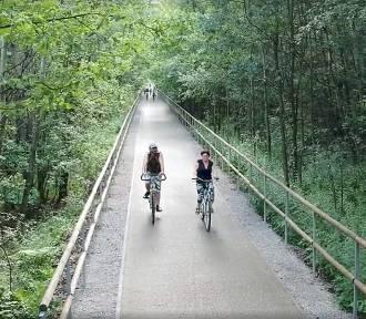 Żelazny Szlak Rowerowy w Jastrzębiu-Zdroju prawie gotowy. Otwarcie z końcem czerwca. Zobaczcie