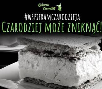 """Znikną jedne z najlepszych kremówek w Krakowie? Cukiernia """"Czarodziej"""" prosi o pomoc"""