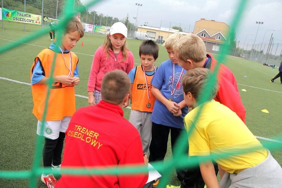 Trenerzy osiedlowi będą działać na boiskach i terenach zielonych