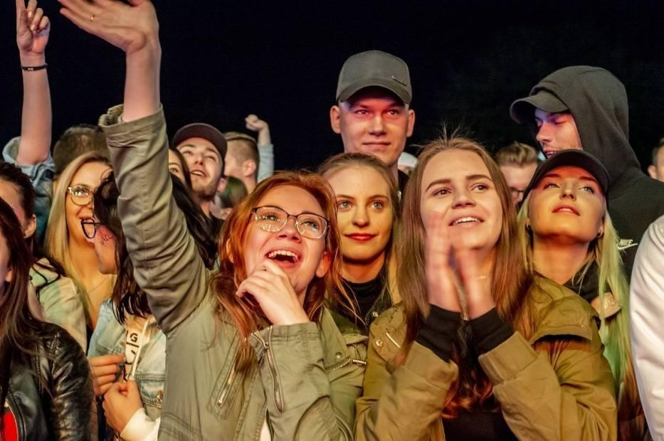 Zobacz, co działo się pierwszego dnia juwenaliów w Poznaniu