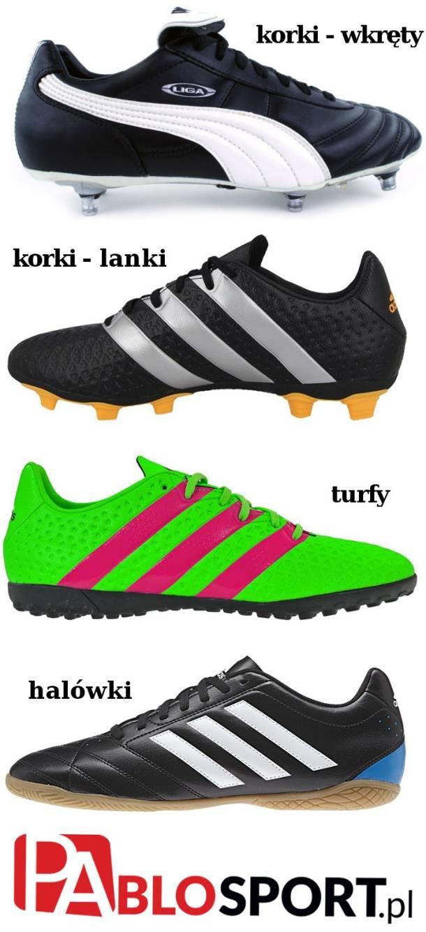 Jak dobrać buty piłkarskie do nawierzchni? | Polska Times