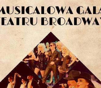 Musicalowa Gala Teatru Broadway w złotowskim Amfiteatrze