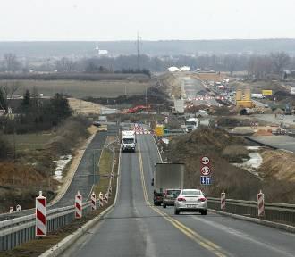 Budowa S3 pod Legnicą [ZDJĘCIA]