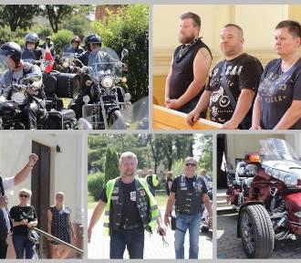 Święcenie motocykli we Włocławku z okazji św. Krzysztofa [zdjęcia]