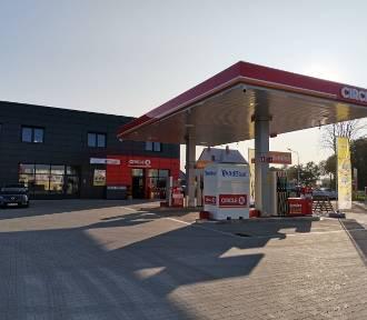 W Staszowie stanęła nowa stacja benzynowa