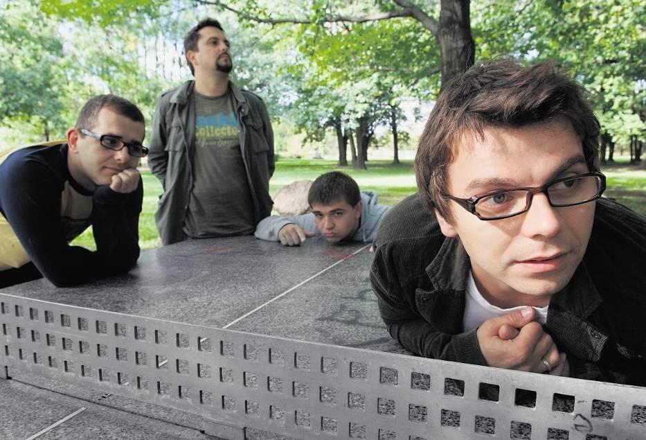 Koncert Happysad (na zdjęciu) będzie jedną z licznych okazji do sobotnich szaleństw w poznańskiej Arenie