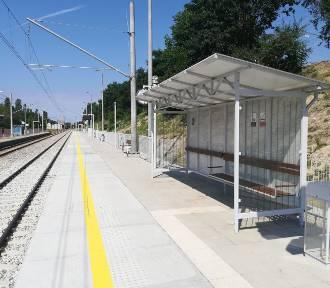 Na przystankach ŁKA powstają nowe perony