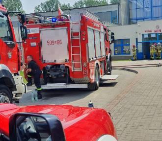 W szkole we Władysławowie rozlały się chemikalia   ZDJĘCIA, WIDEO