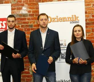 """Bełchatowscy laureaci plebiscytu """"Mistrzowie smaku"""" na naszej gali w Łodzi"""