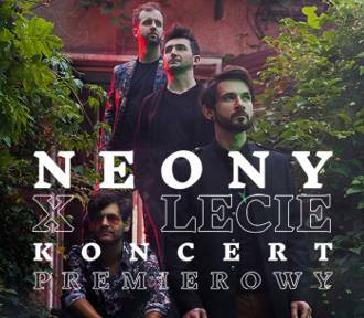 NEONY we Wrocławiu - 30 listopada, klub Czasoprzestrzeń. Mamy dla Was bilety!
