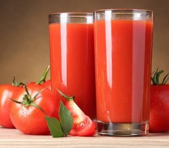 Dlaczego warto pić sok pomidorowy. Wiedziałeś o tym?