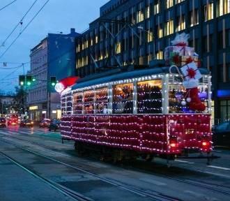 Mikołajkowy tramwaj znowu pojawi się w Szczecinie. Znamy trasę