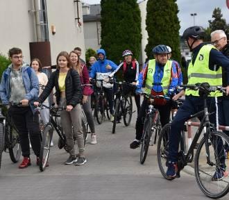 Pamięć o Maksymilianie Cygalskim uczczona rajdem rowerowym i spotkaniem w Zaworach