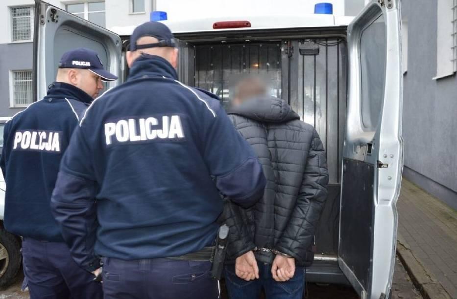 Tczew 34letni Ukrainiec zatrzymany