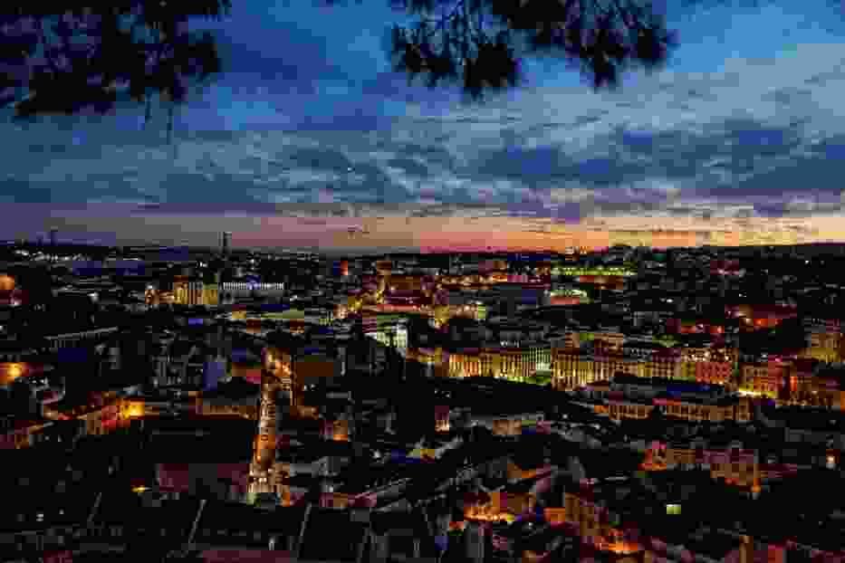 Miejsce do odwiedzenia: Dzielnica Alfama w Lizbonie