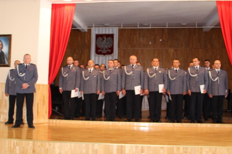 Policjanci z Chełmna obchodzili swoje święto