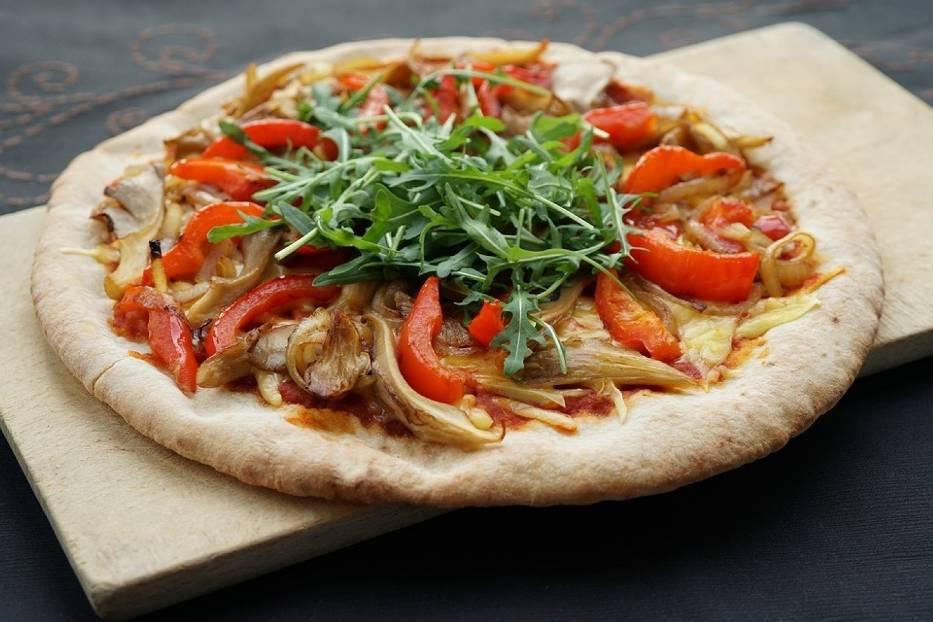 Pizza na diecie? 12 przepisów na diecie śródziemnomorskiej!
