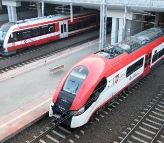 Remontują trasę kolejową Poznan - Piła