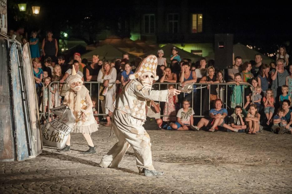 Festiwal Sztuka Ulicy w Warszawie. Zobaczymy 12 spektakli pod gołym niebem