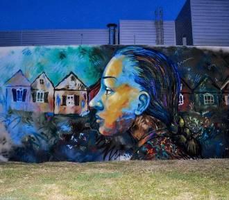 Najładniejsze murale - TOP 30 najlepszych dzieł sztuki