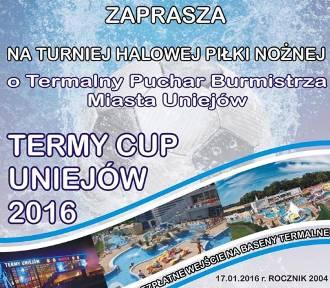 Termy Cup Uniejów 2016 (ZDJĘCIA)