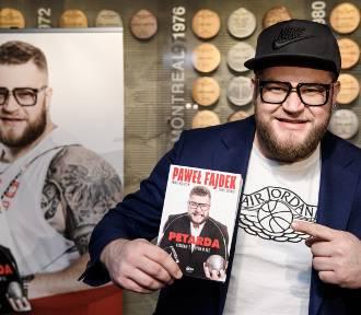Paweł Fajdek: O moim sukcesie mógłby rapować Taco Hemingway (WIDEO)