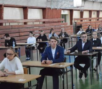 Egzamin ósmoklasistów 2019 w Szkole Podstawowej nr 1 w Poddębicach (ZDJĘCIA)