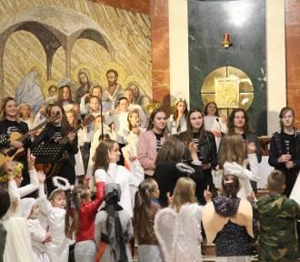 Radosne muzykowanie w parafii Św. Józefa w Wolsztynie -[Zdjęcia]