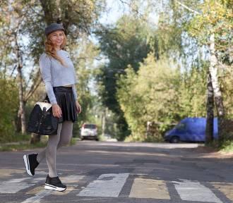 Powiat nowodworski. Policjanci dbają, by droga dzieci do szkoły była bezpieczna