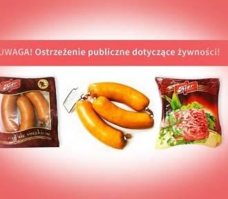 Uwaga! GIS ostrzega przed salmonellą w mięsie