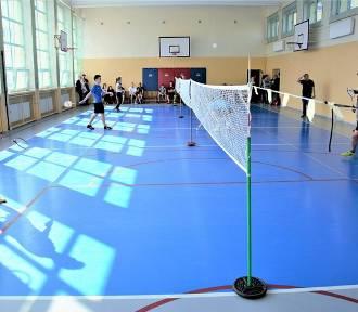 Grali w badmintona o Mistrzostwo Powiatu [zdjęcia, wyniki]