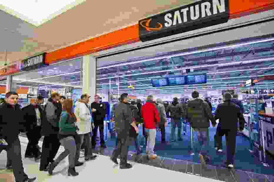 Saturn zmienia się w MediaMarkt
