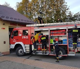 Druhowie OSP obecnie nie różnią się niczym od strażaków z PSP