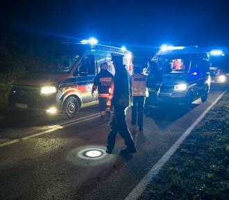 Brawurowa jazda 19-latka. Samochód wypadł z drogi [ZDJĘCIA]