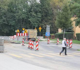 Przebudowa ulicy Rudnowskiej - pamiętacie, jak to było? (FOTO)