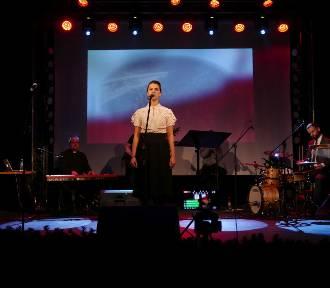 Koncert pieśni patriotycznych zespołu Maran - aTha w Żninie [zdjęcia, wideo]
