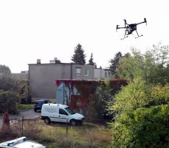Dron na straży czystości powietrza w Poznaniu. Gdzie się pojawi?