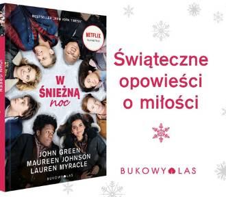 """Nowość od Wydawnictwa Bukowy Las - """"W śnieżną noc"""". KONKURS!"""