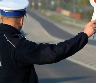 Dwóch kierowców straciło prawo jazdy za nadmierną prędkość