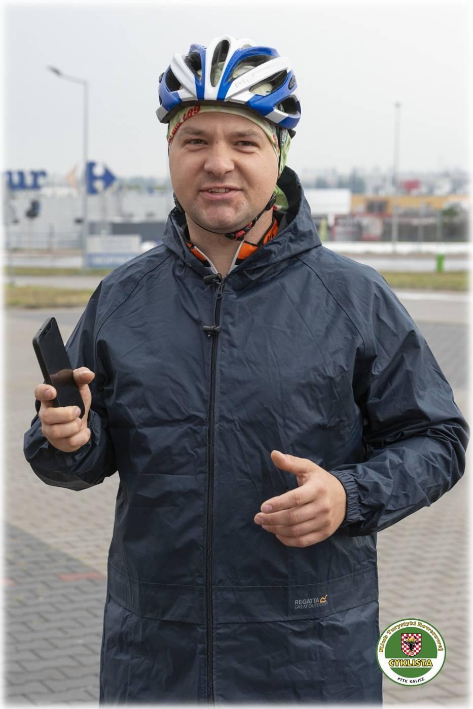"""Klubu Turystki Rowerowej """"Cyklista"""" zaprosił na rajd rowerowy """"Bunkry -  Przedmoście Kalisza"""""""