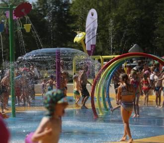 Kiedy zostaną otwarte wodne place zabaw w Katowicach? ZDJĘCIA