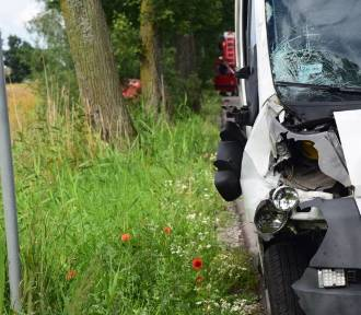Tragiczny wypadek w Lubieszewie. Znamy wstępne ustalenia policji