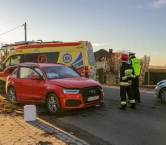 Wypadek na trasie Mareza - Nowy Dwór, cztery osoby ranne [ZDJĘCIA]