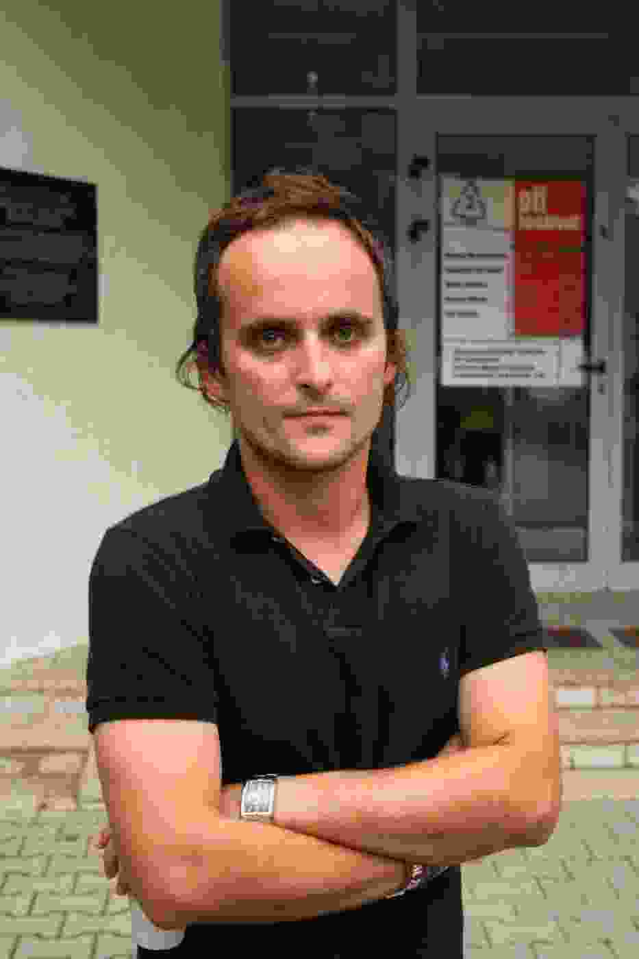Dyrektor artystyczny OFF Festivalu - Artur Rojek