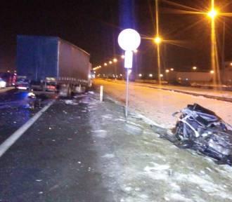Tragiczny wypadek pod Toruniem